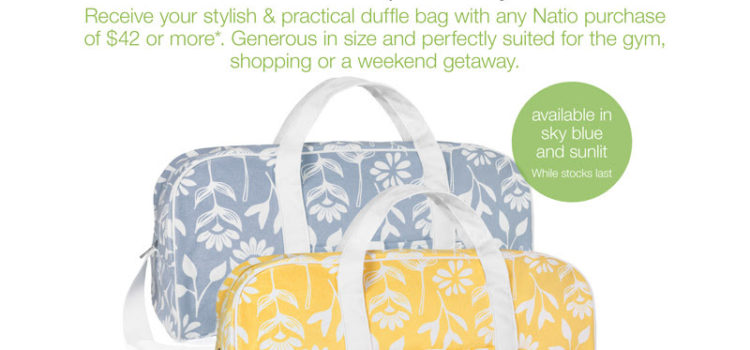 Natio Promotion – October 2016